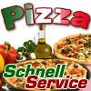 Pizza Schnell-Service